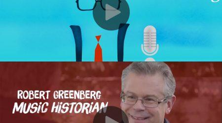 Robert Greenberg Interviewed by Larry King and William Shatner | OraTV