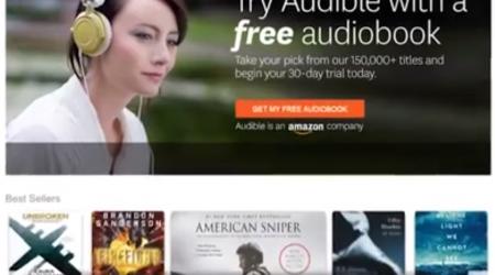 Audible.com/scandalous