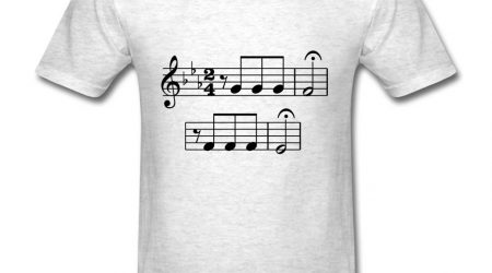 Funny Beethoven T-Shirt